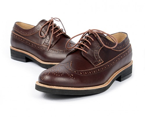 URBAN TREKKER Wing Tip Shoes (4RX 5289 EDR)