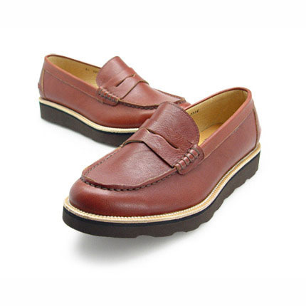URBAN TREKKER Casual Brown Loafer(4RX 5238 MRA)