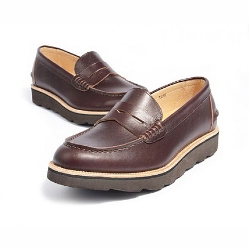 URBAN TREKKER Casual Brown Loafer(4RX 5238 ABD)
