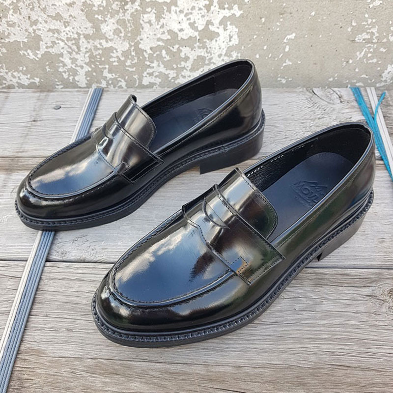DIOME 191 Penny Loafer (8MM 5868 RBK)
