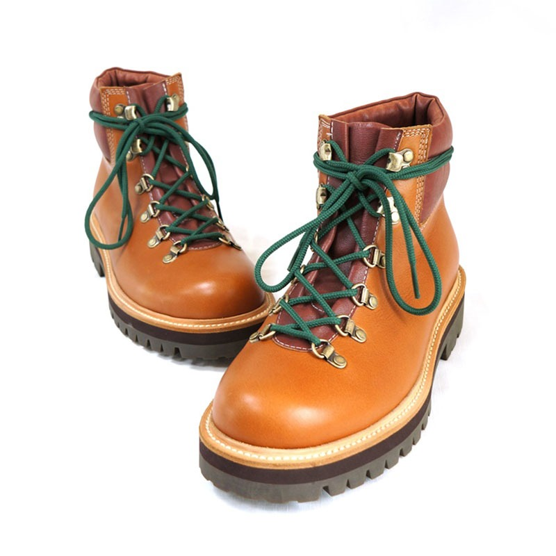 MORENO [모레노] HIKING WORKER BOOTS (8MU 1701 VBR)