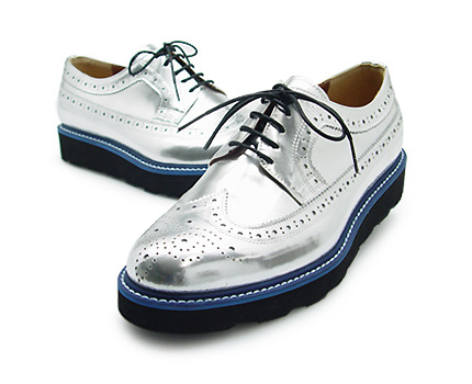 URBAN TREKKER Casual Wingtip Creeper (4RX 5289 SBB)